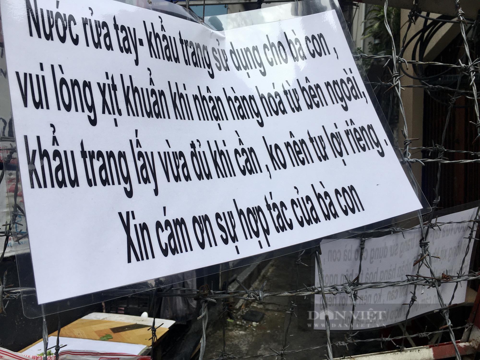 Hẻm Sài Gòn những ngày phong tỏa - Ảnh 7.