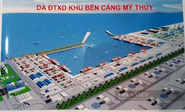Đại dự án cảng Mỹ Thuỷ bên bờ vực đổ vỡ - Ảnh 2.