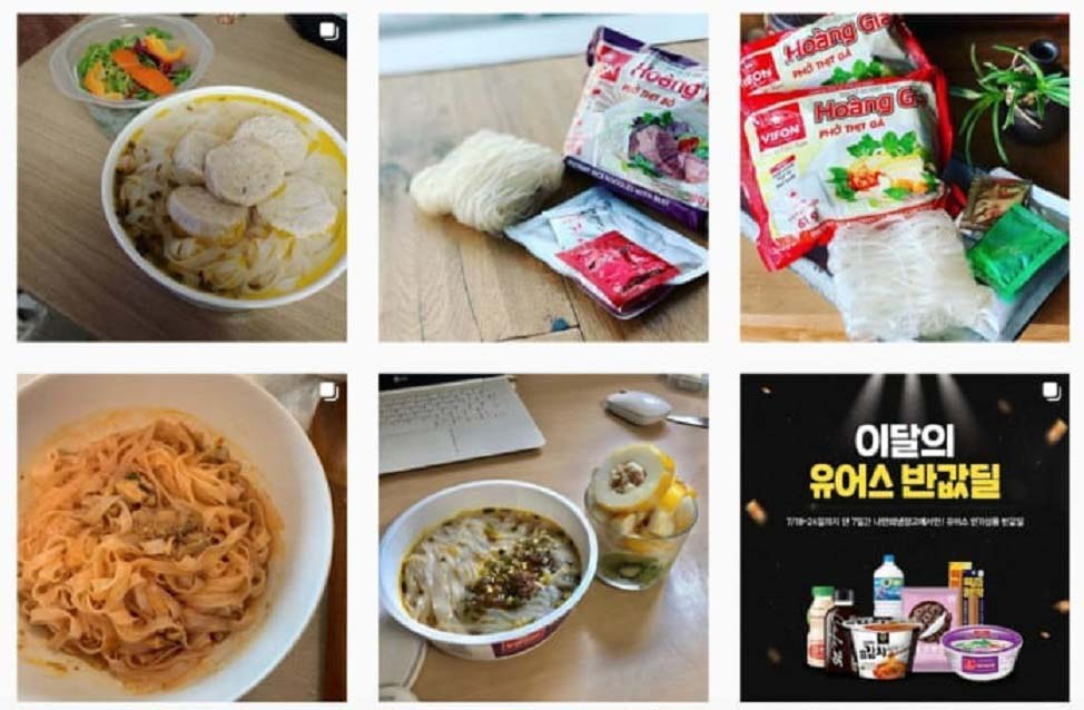 Top những món ẩm thực Việt được khách du lịch Hàn mê