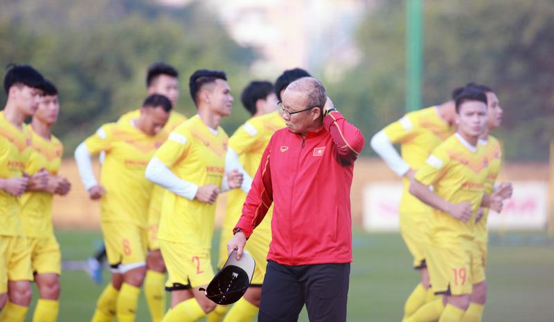 HLV Park Hang-seo trở lại Việt Nam sớm hơn dự kiến - Ảnh 3.