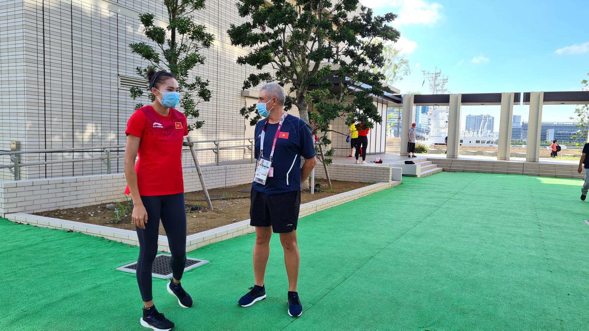 """Ánh Viên, Thạch Kim Tuấn """"luyện công"""" sẵn sàng phân cao thấp tại Olympic Tokyo 2020 - Ảnh 4."""