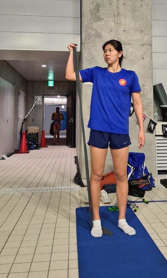 """Ánh Viên, Thạch Kim Tuấn """"luyện công"""" sẵn sàng phân cao thấp tại Olympic Tokyo 2020 - Ảnh 6."""