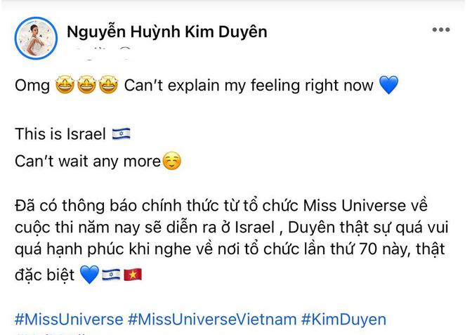 kim duyen 1626839323577685364196 Á hậu Kim Duyên nói gì trước thềm thi Miss Universe 2021?