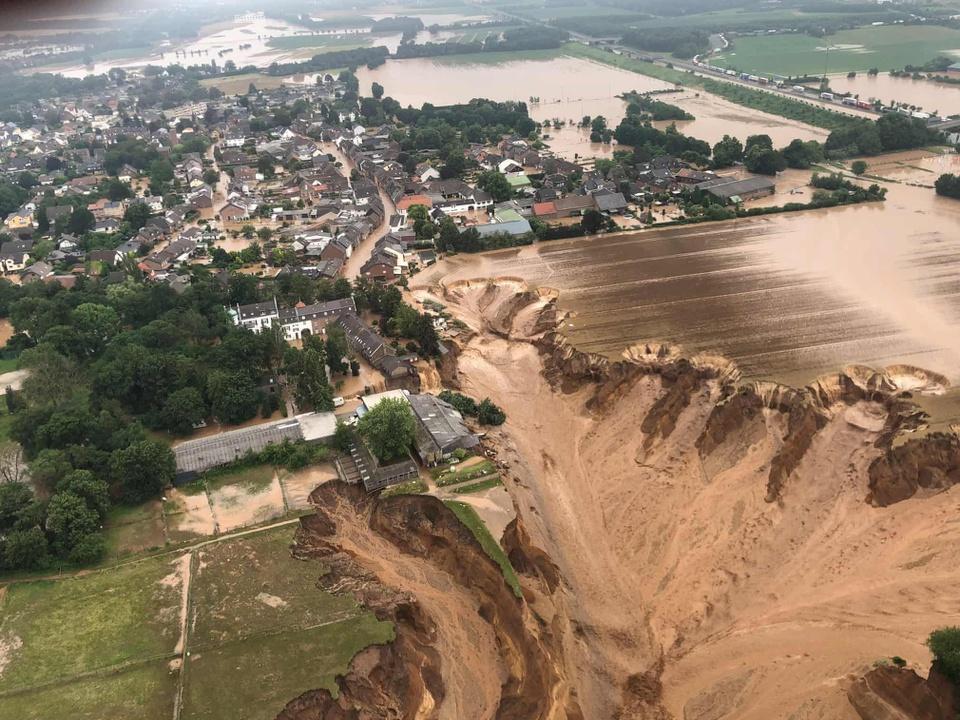 Những bức ảnh thể hiện sự khủng khiếp của biến đổi khí hậu - Ảnh 6.
