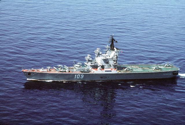 Tại sao Nga chưa bao giờ trở thành siêu cường tàu sân bay? - Ảnh 5.