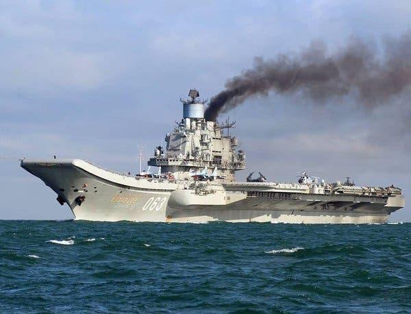 Tại sao Nga chưa bao giờ trở thành siêu cường tàu sân bay? - Ảnh 10.