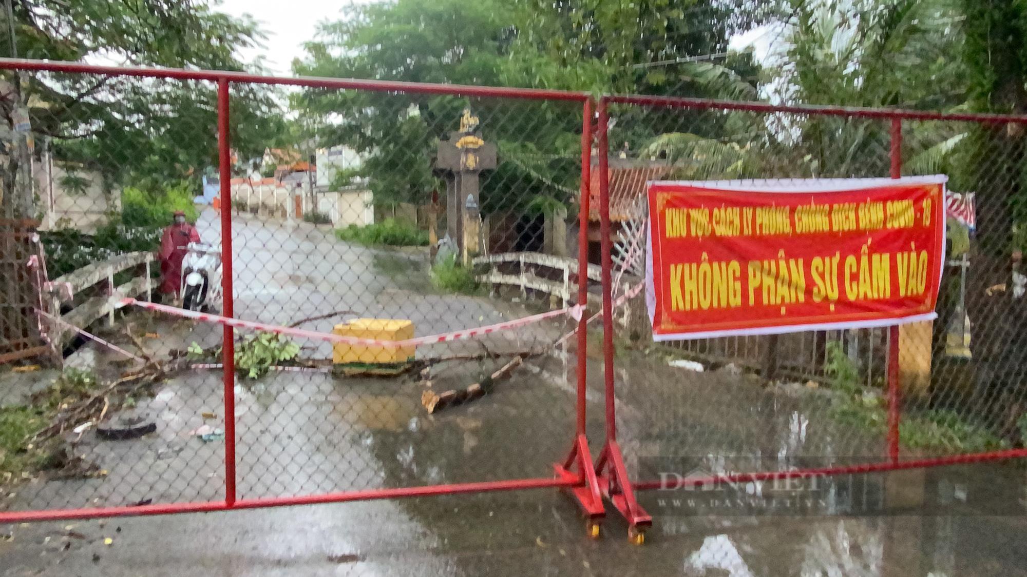 Đồng Nai: Chốt kiểm soát dịch những ngày mưa - Ảnh 8.