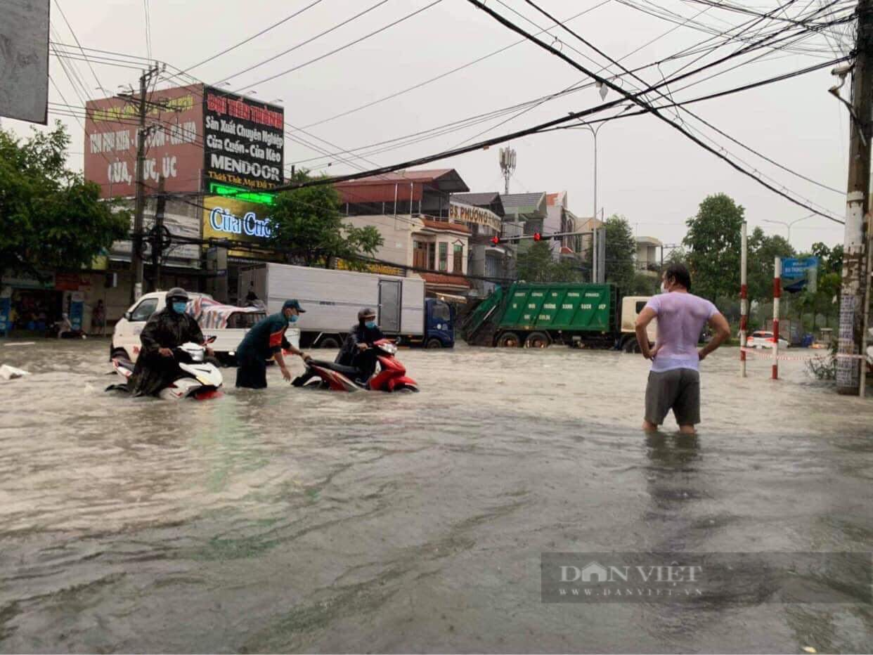 Đồng Nai: Chốt kiểm soát dịch những ngày mưa - Ảnh 12.