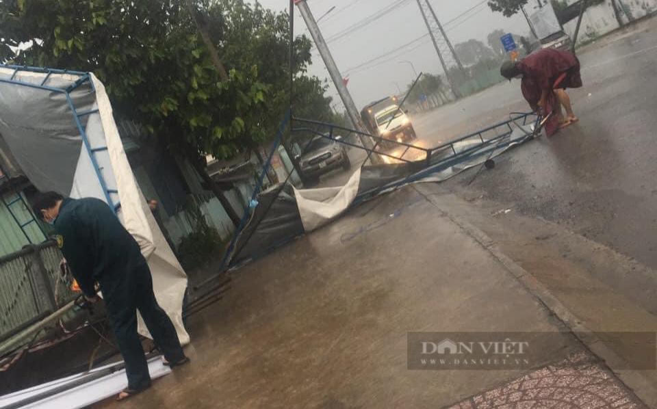 Đồng Nai: Chốt kiểm soát dịch những ngày mưa - Ảnh 13.