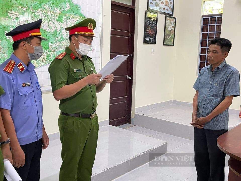 Đắk Lắk: Nhận hối lộ để lâm tặc phá rừng, Trạm trưởng Kiểm lâm bị khởi tố - Ảnh 1.