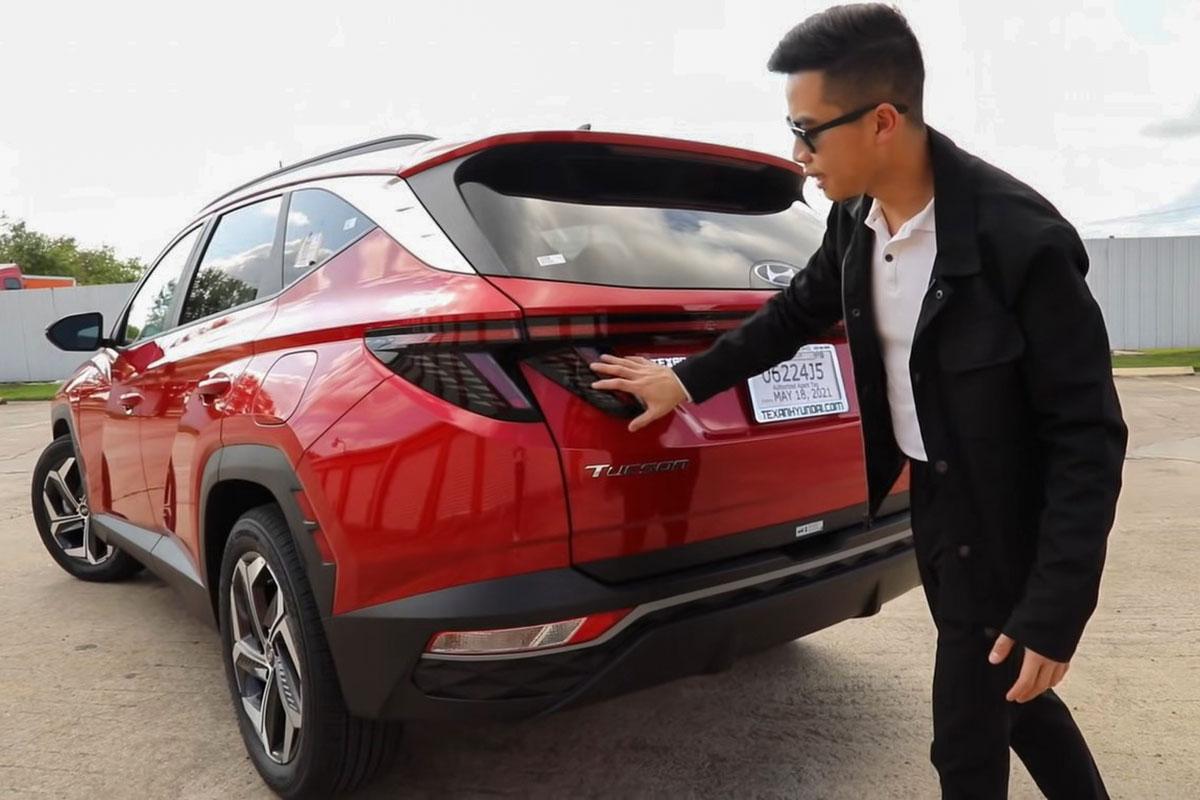 Người Việt đánh giá bất ngờ về Hyundai Tucson 2022 sắp về Việt Nam - Ảnh 4.