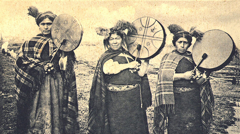 """Bộ lạc thổ dân Mapuche được săn đón với phương thuốc bí truyền """"tăng cường chuyện gối chăn"""" - Ảnh 2."""