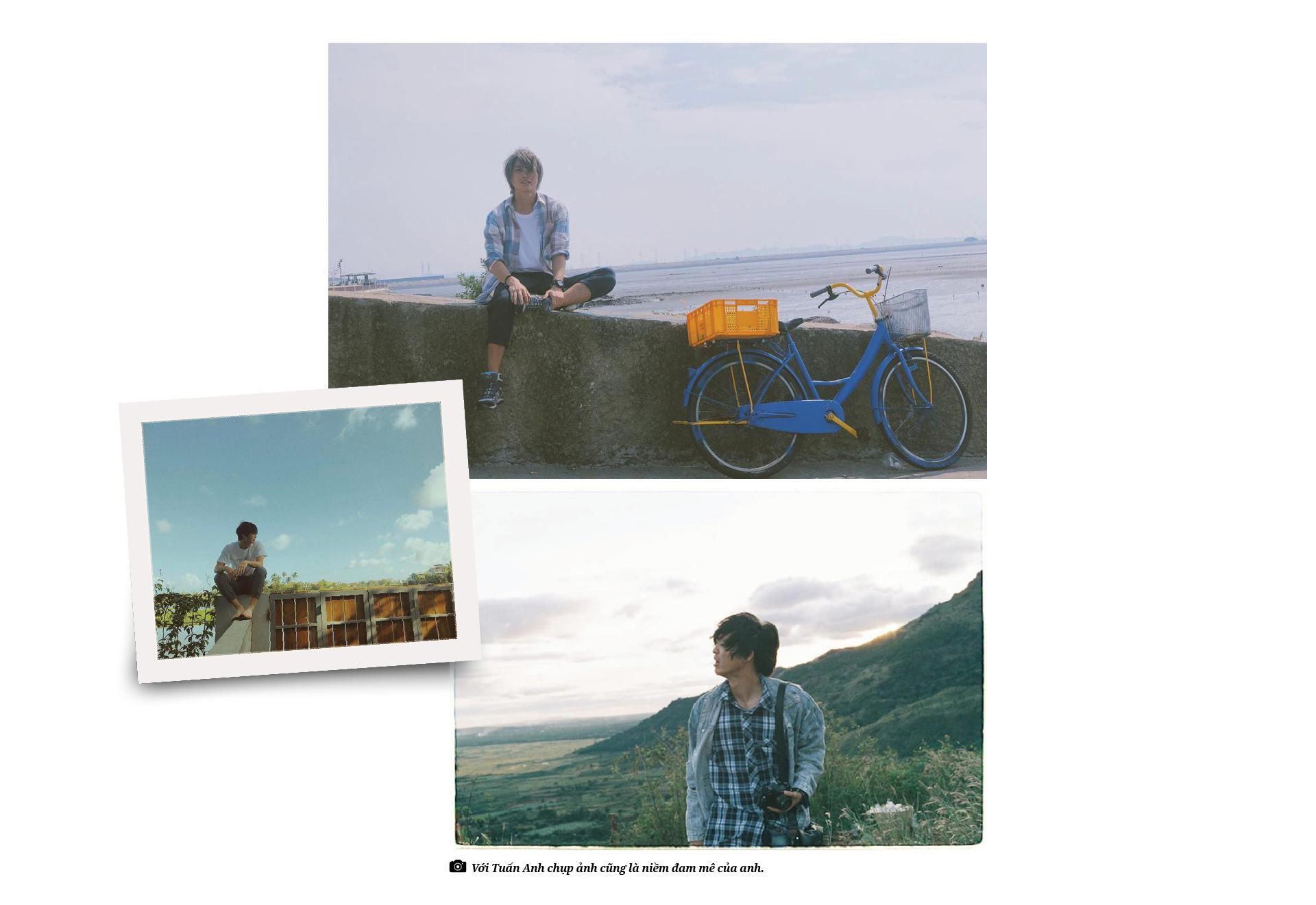 Nguyễn Tuấn Anh và cuộc hành trình đặc biệt của chàng trai mang trái tim lãng tử - Ảnh 6.