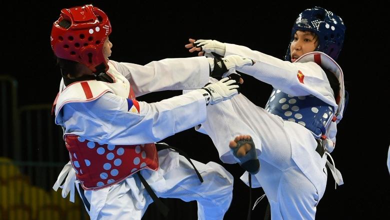 VĐV taekwondo Trương Thị Kim Tuyền: 2 lần cãi lời cha mẹ, theo đuổi nghiệp đánh đấm - Ảnh 2.