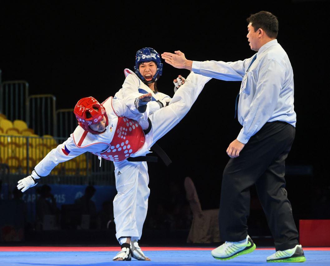 VĐV taekwondo Trương Thị Kim Tuyền: 2 lần cãi lời cha mẹ, theo đuổi nghiệp đánh đấm - Ảnh 3.