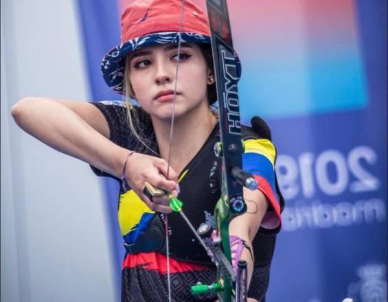 Nữ cung thủ 21 tuổi khiến cộng đồng mạng phát sốt tại kỳ Olympic Tokyo 2020 - Ảnh 1.