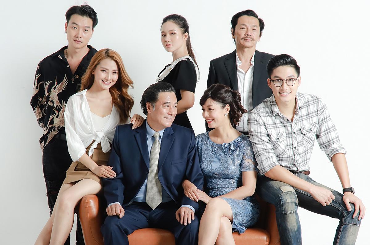 """NSND Trung Anh và nguyên tắc với phim có nhiều cảnh """"nóng"""" - Ảnh 1."""