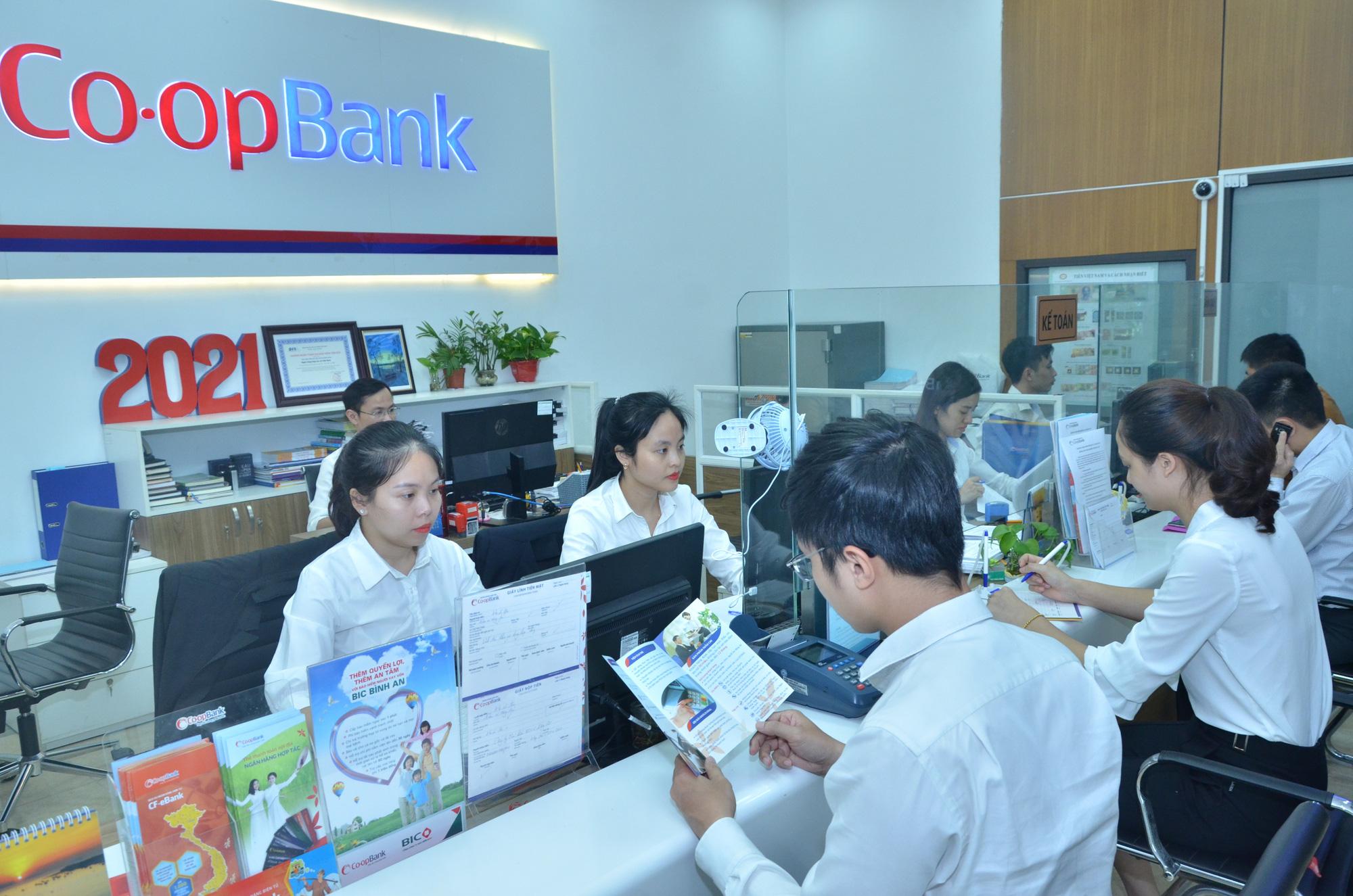 Ngân hàng Hợp tác xã Việt Nam: Thúc đẩy tài chính toàn diện  - Ảnh 1.