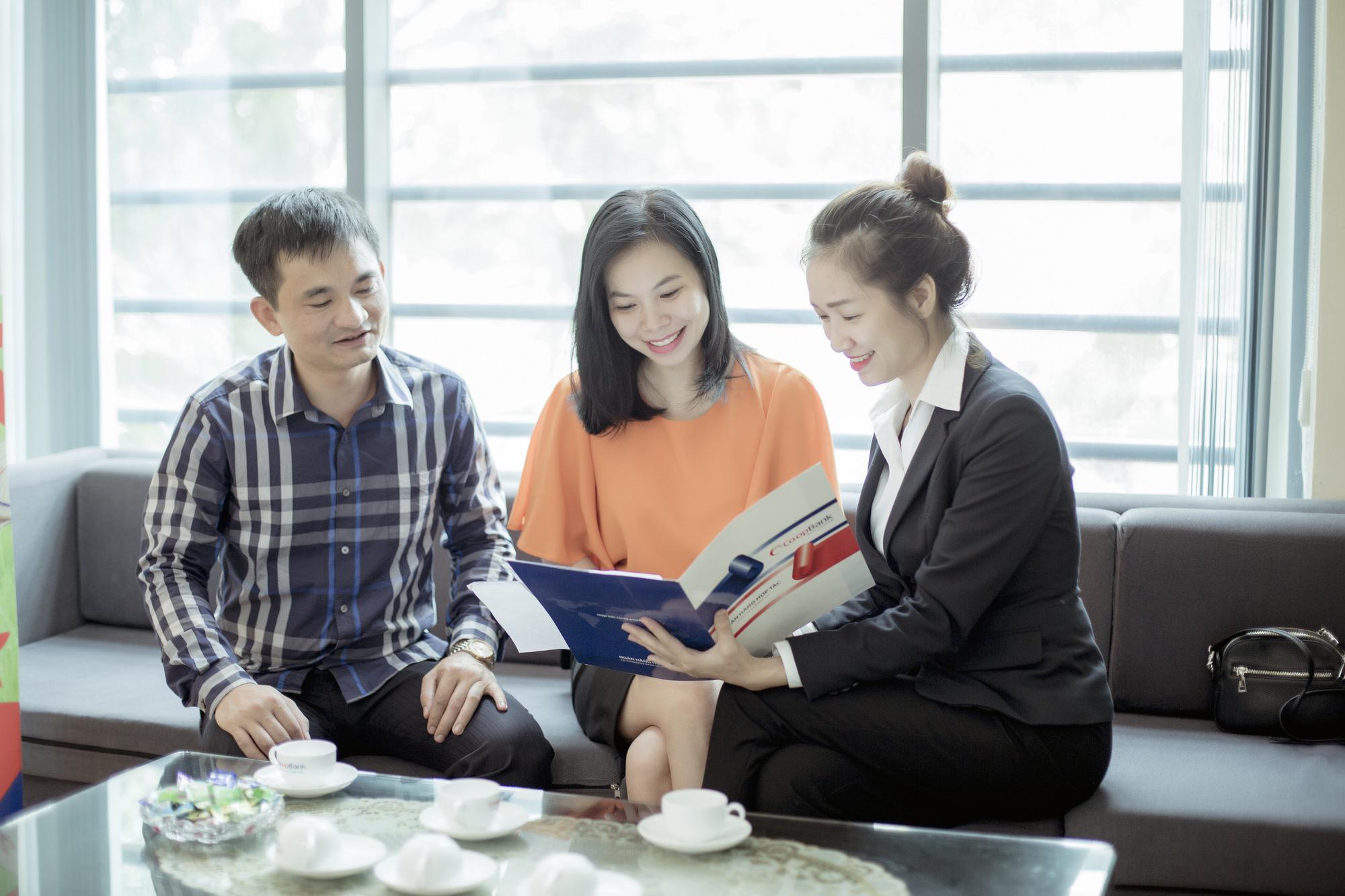 Ngân hàng Hợp tác xã Việt Nam: Thúc đẩy tài chính toàn diện  - Ảnh 2.