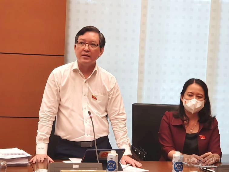 ĐBQH, Chủ tịch Hội Nông dân Việt Nam Lương Quốc Đoàn lo ngại nông dân thu nhập thấp đóng góp nhiều - Ảnh 1.