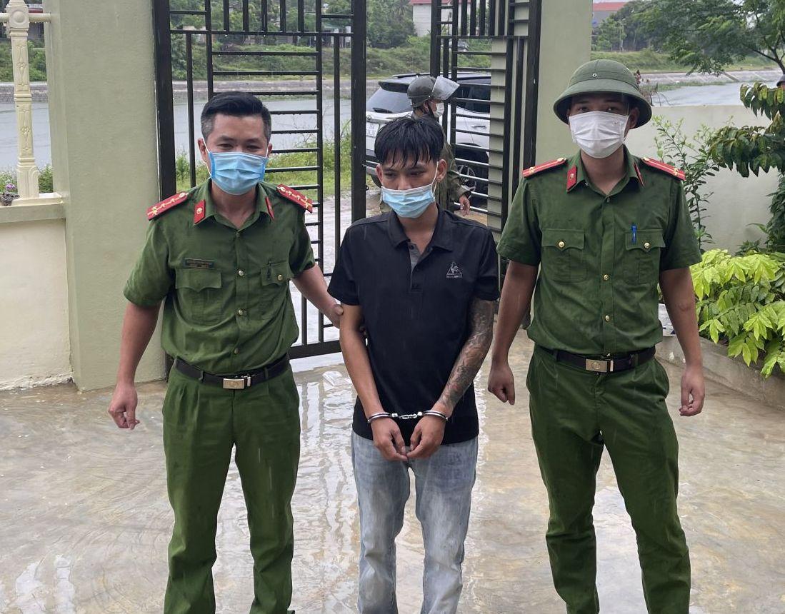 Thanh Hóa: Bắt giữ 3 đối tượng giết người trong lúc đi đòi nợ  - Ảnh 1.