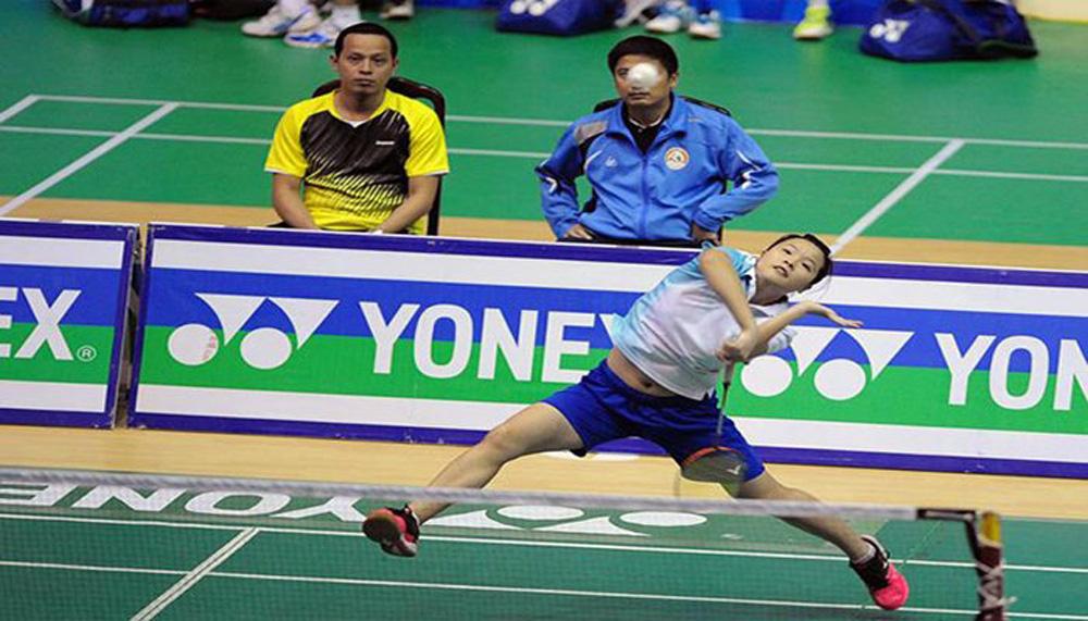 Vẻ đẹp hotgirl cầu lông Việt Nam thắng đối thủ gốc Trung Quốc tại Olympic Tokyo - Ảnh 12.