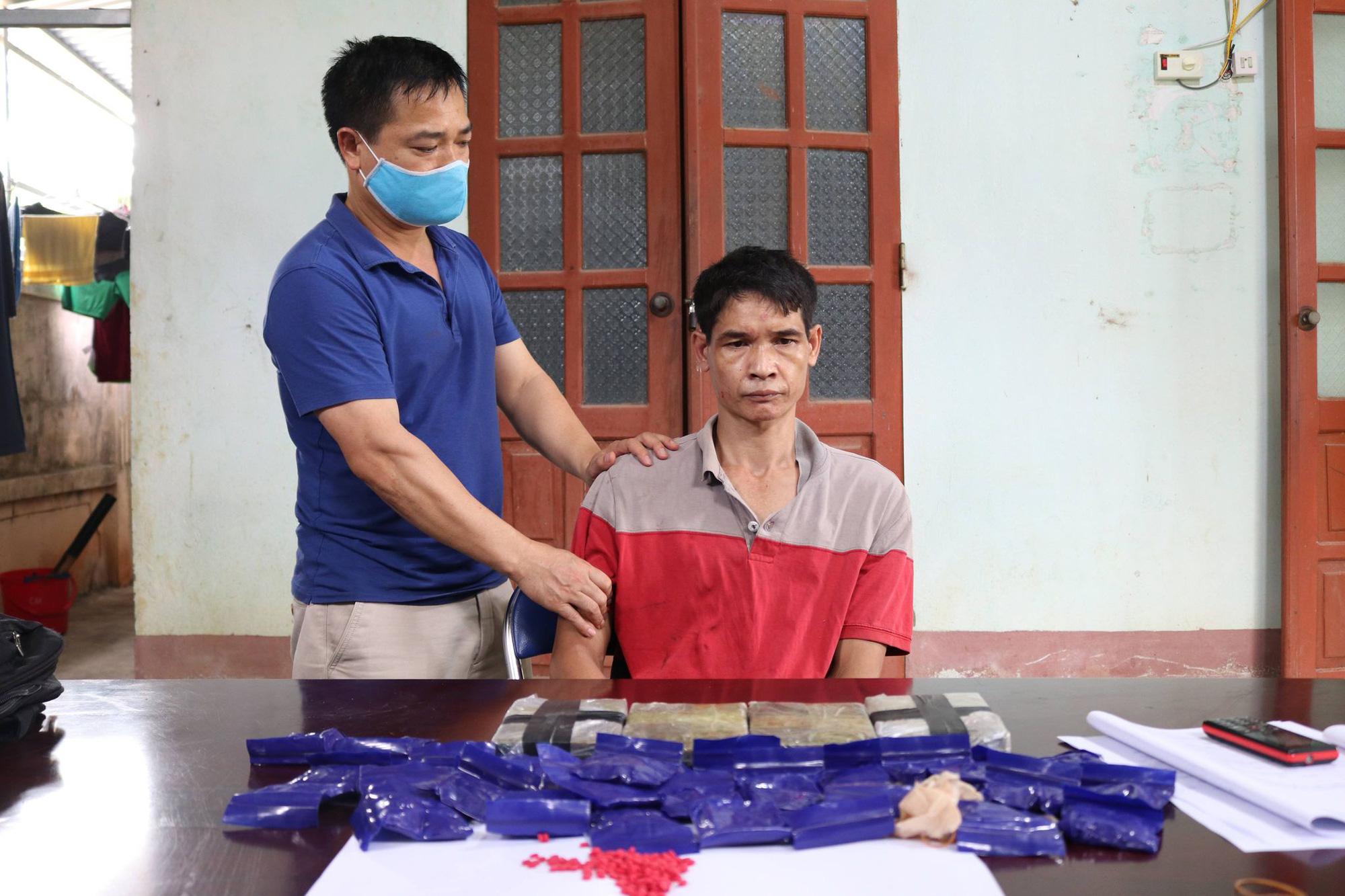 2 1627110254928710742027 Chân dung trùm ma túy nhiều tiền án tiền sự vừa bị vây bắt với số lượng ma túy khủng