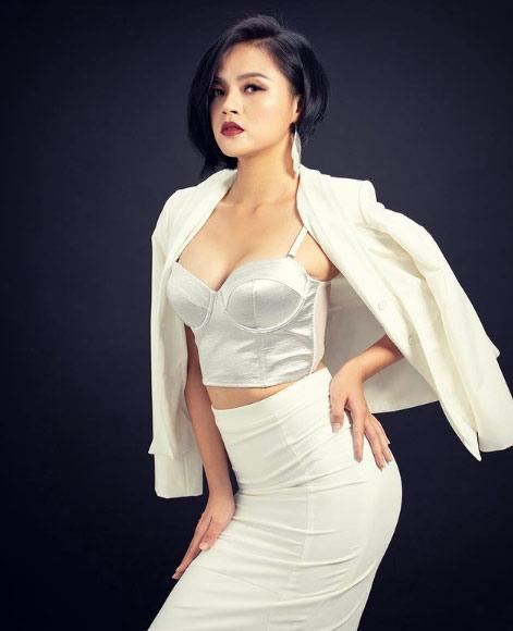 13 năm sau khi thi Hoa hậu Việt Nam, Thu Quỳnh ngày xinh đẹp, nóng bỏng - Ảnh 4.