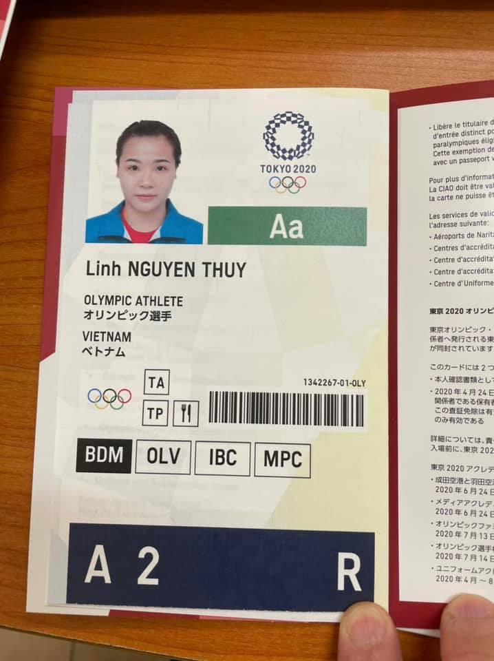 Vẻ đẹp hotgirl cầu lông Việt Nam thắng đối thủ gốc Trung Quốc tại Olympic Tokyo - Ảnh 4.