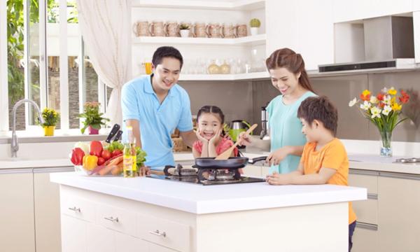 Sắp xếp nhà bếp sai phong thủy vợ chồng có thể mâu thuẫn, làm ăn không có tài lộc - Ảnh 4.