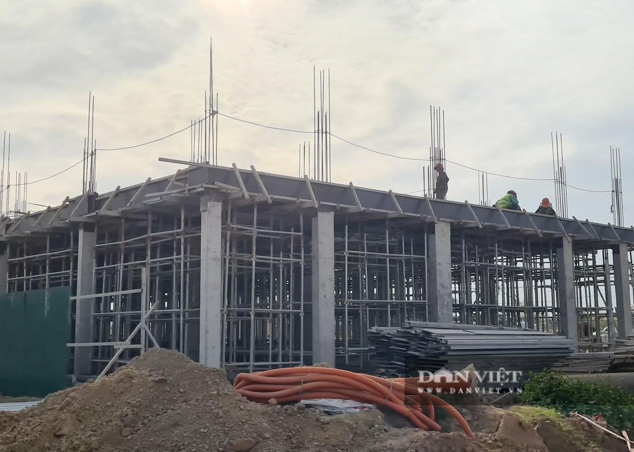 Hà Nội yêu cầu dừng thi công tại các công trình xây dựng dân dụng - Ảnh 2.