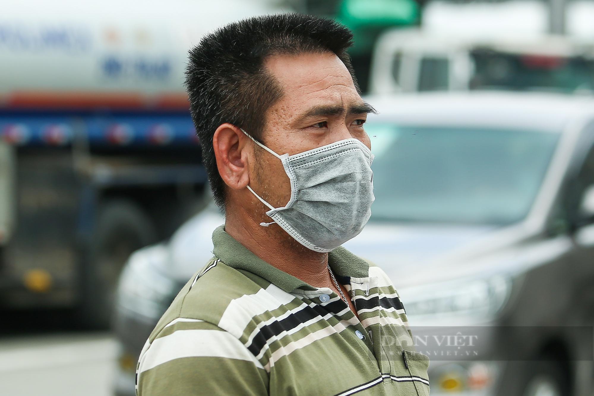 Tài xế đi hơn 1000km từ Vĩnh Long ra Hà Nội bị yêu cầu quay xe - Ảnh 6.