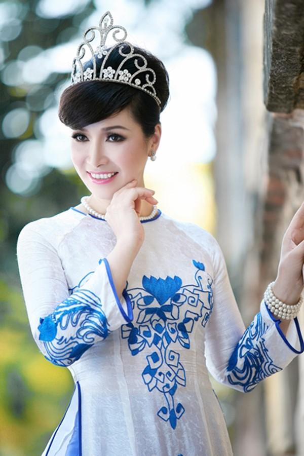 Hoa hậu Việt Nam đầu tiên từ khi đất nước thống nhất: Xuất thân từ gia đình nghèo, chỉ cao 1m58 - Ảnh 3.