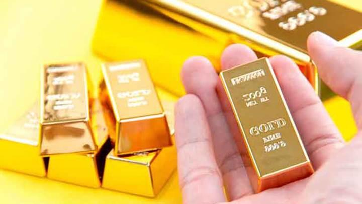 Giá vàng hôm nay 29/7: Vàng thế giới biến động mạnh, có thời điểm giật tăng gần 1% trong phiên  - Ảnh 1.