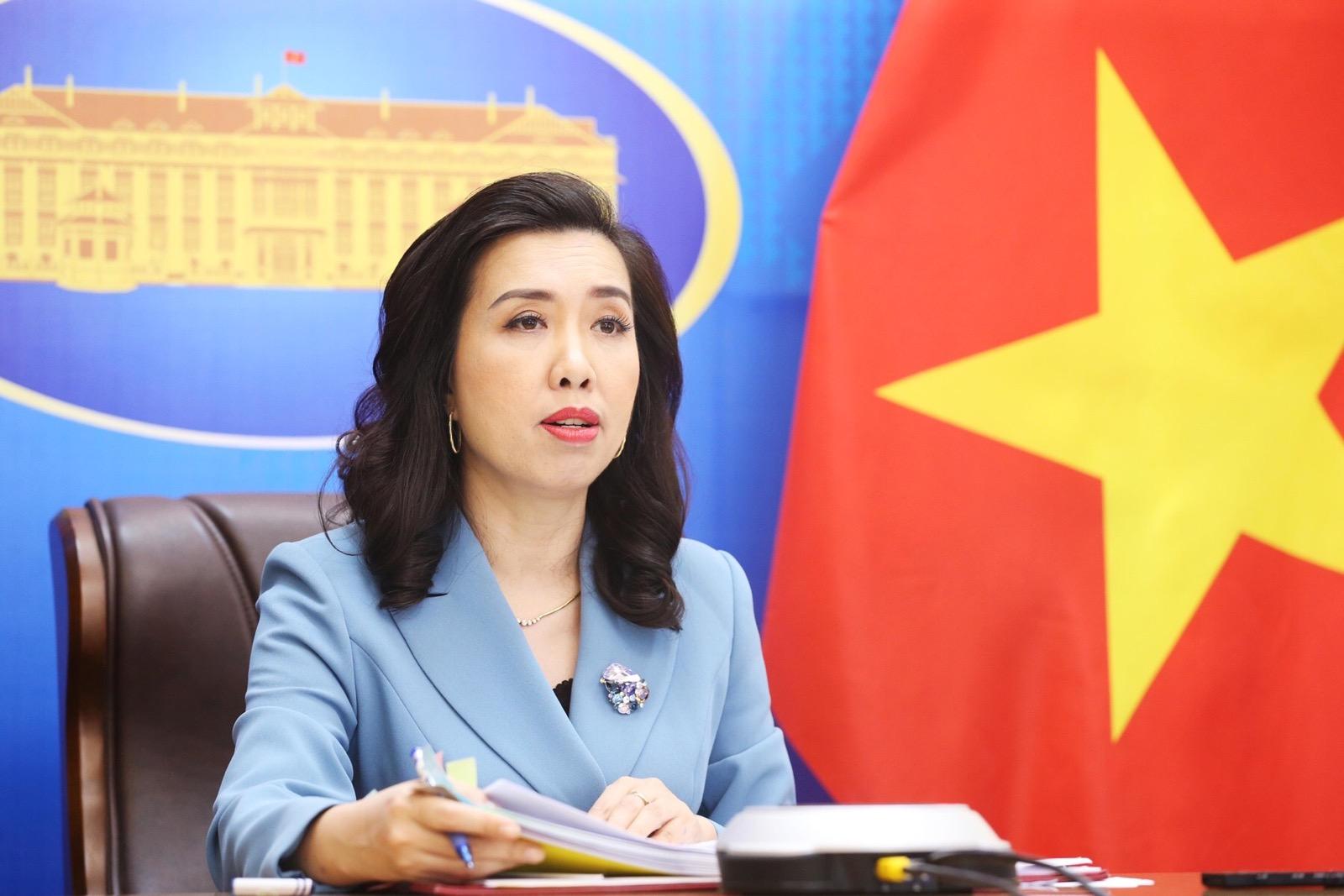 Hoan nghênh Mỹ không áp dụng biện pháp điều chỉnh thương mại với Việt Nam - Ảnh 1.