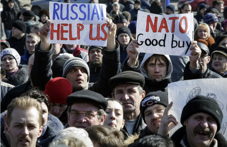 Tại sao phương Tây không ưa Nga? - Ảnh 1.