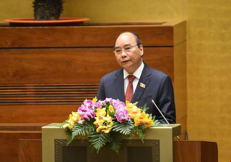 Đề cử Ủy viên Bộ Chính trị Nguyễn Xuân Phúc để bầu Chủ tịch nước khóa mới - Ảnh 1.