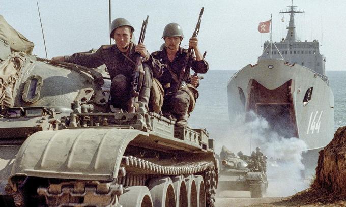 Liên Xô và kế hoạch đè bẹp NATO trong... 1 tuần - Ảnh 1.