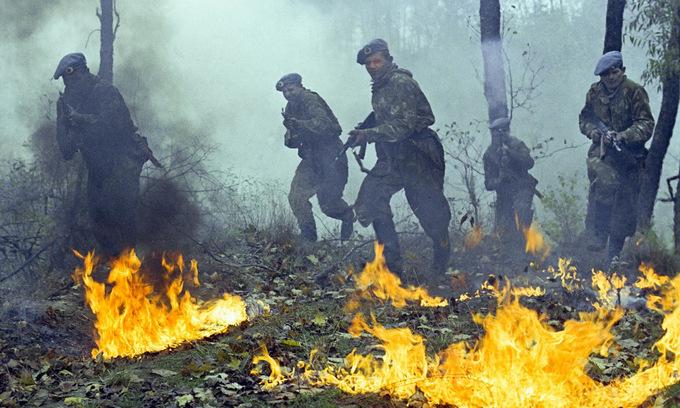 Liên Xô và kế hoạch đè bẹp NATO trong... 1 tuần - Ảnh 2.