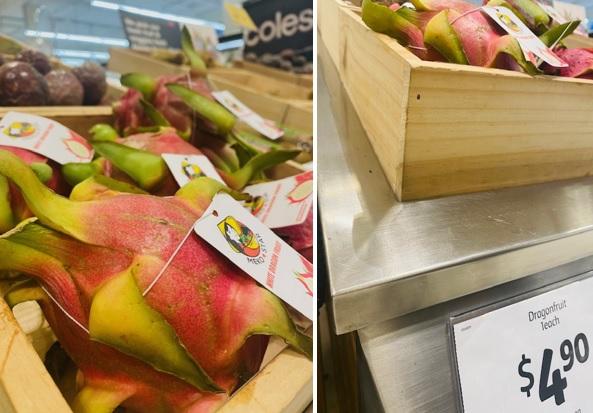 Không những được Trung Quốc mua nhiều nhất, loại trái cây này của Việt Nam bán sang Úc giá tới 80.000 đồng/quả - Ảnh 1.