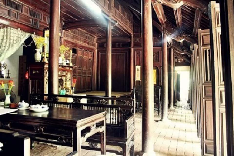 Trải nghiệm thú vị ngôi làng cổ đang ngủ yên giữa lòng thành phố Huế - Ảnh 3.