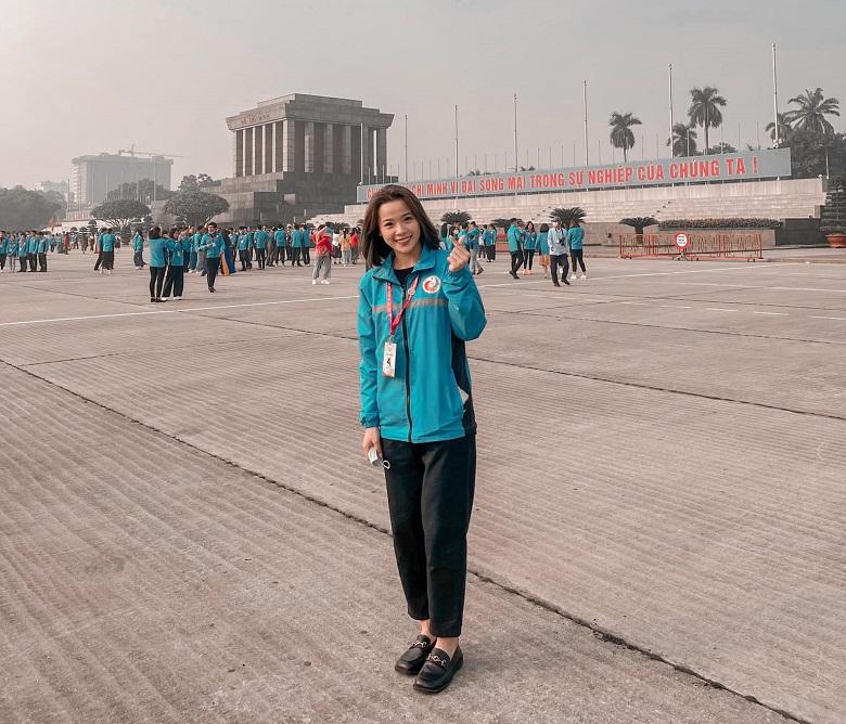 Nguyễn Thùy Linh: Mê cầu lông hơn kiếm người yêu - Ảnh 3.