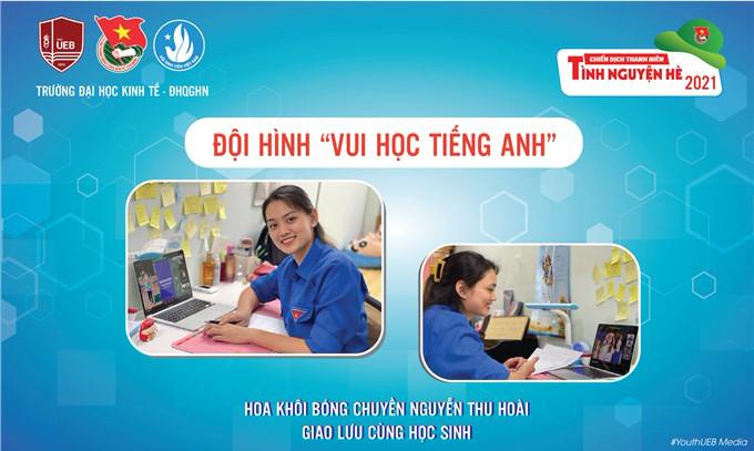 """Chân dài bóng chuyền Nguyễn Thu Hoài 1m75: Nghỉ dịch, thành """"cô giáo"""" dạy tiếng Anh - Ảnh 2."""