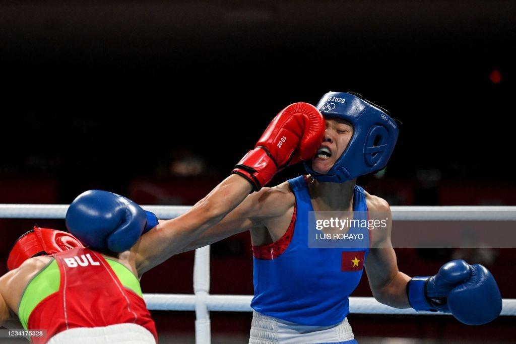 Olympic Tokyo 2020: Tiến Minh thua chóng vánh tay vợt kém mình 14 tuổi - Ảnh 3.