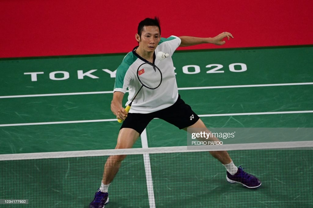 Olympic Tokyo 2020: Tiến Minh thua chóng vánh tay vợt kém mình 14 tuổi - Ảnh 2.