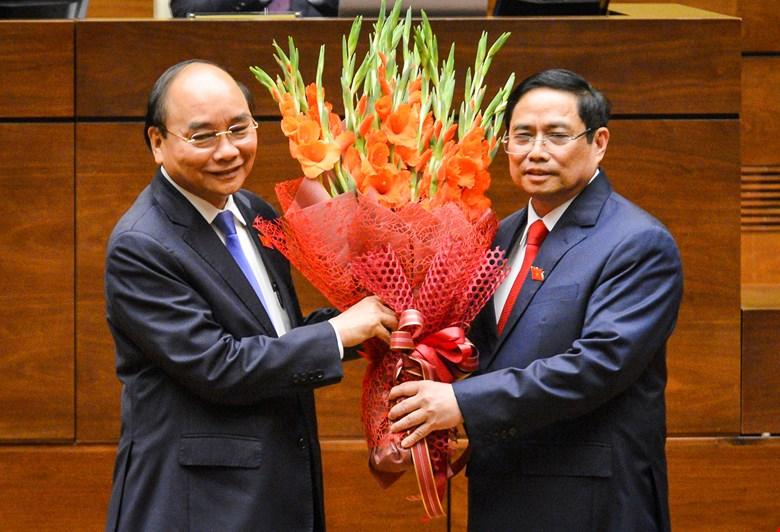 Hôm nay, Chủ tịch nước và Thủ tướng nhiệm kỳ mới tuyên thệ nhậm chức - Ảnh 1.