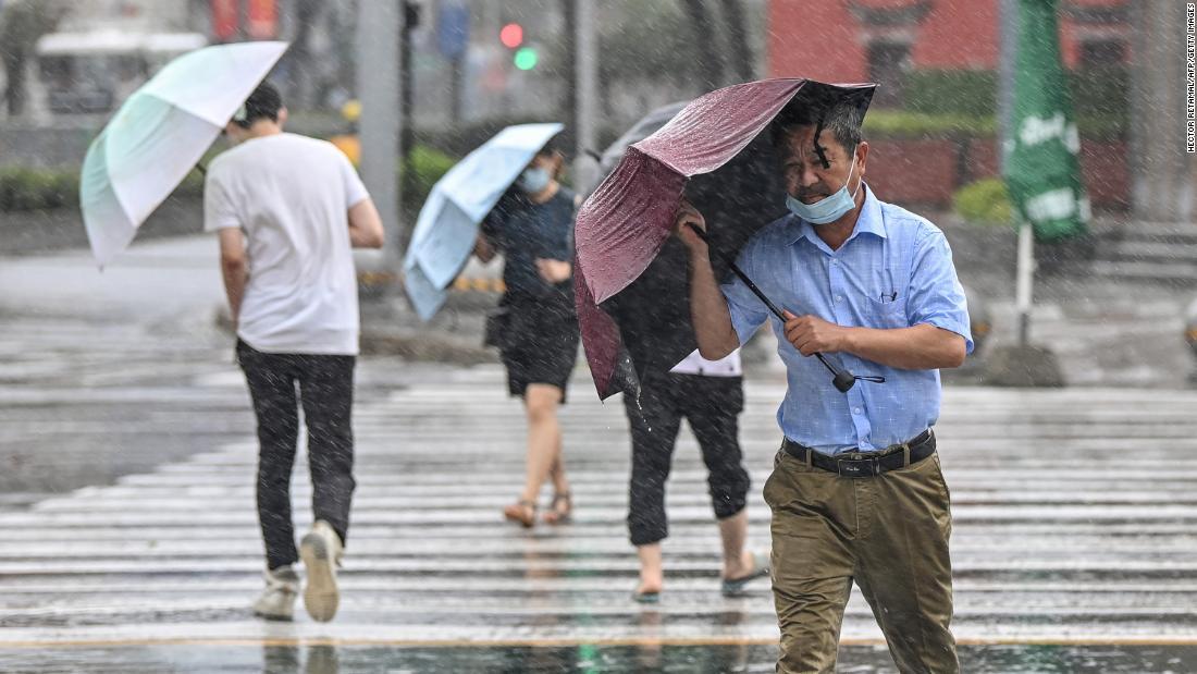"""Sau trận lũ lụt kinh hoàng ở Hà Nam, Trung Quốc lại đón nhận """"tin dữ"""" - Ảnh 1."""