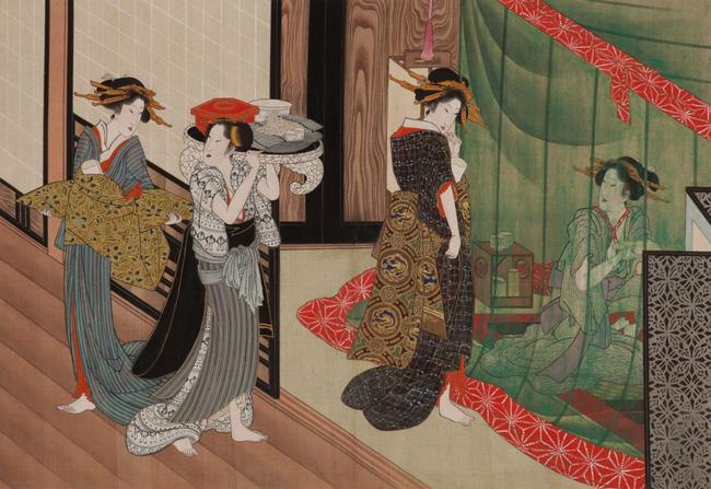 Chuyện tránh thai ly kỳ của kỹ nữ Nhật Bản thời xưa, đáng thương số phận của những đứa trẻ ngoài ý muốn - Ảnh 1.