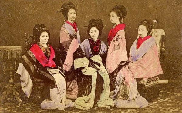 Chuyện tránh thai ly kỳ của kỹ nữ Nhật Bản thời xưa, đáng thương số phận của những đứa trẻ ngoài ý muốn - Ảnh 3.