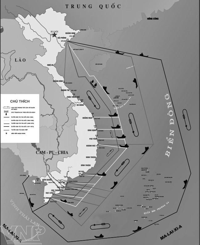 Tàu không số và những chiến công hiển hách trong kháng chiến chống Mỹ - Ảnh 1.